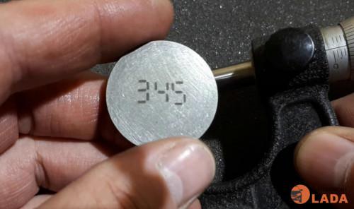 Соответствует ли маркировка реальному размеру шайбы?