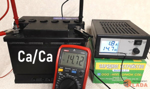Заряжаем кальциевый аккумулятор по науке